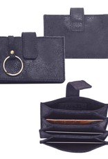 Latico Leathers Noelle Leather Wallet