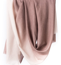 Bloom & Give Coco Merino/Silk Scarf