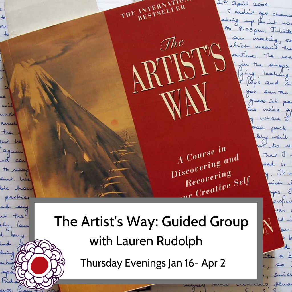Workshop The Artist's Way Guided Group w Lauren Rudolph