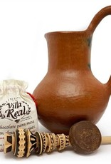 verve Villa Real Mexican Hot Chocolate (Small - 5 Discs / Almond)