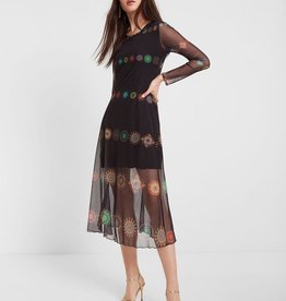Desigual Double Layer Dress