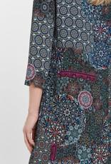 Desigual Boho Mandalas Dress