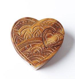 Matr Boomie Hearts Are One Puzzle Box