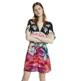 Desigual Kalawao Short Sleeve Dress