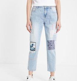 Desigual Smith Boyfriend Jeans