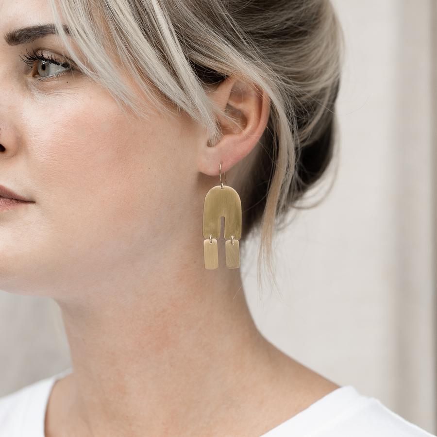 YEWO Leza Earrings