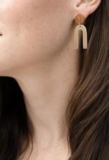 YEWO Kuvina Earrings