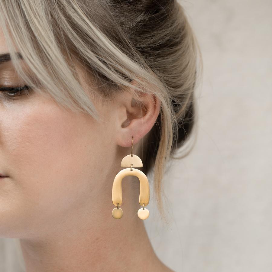 YEWO Tiyeni Earrings