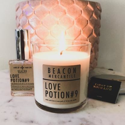 Beacon Mercantile Soy Candle (Made in Hudson Valley)