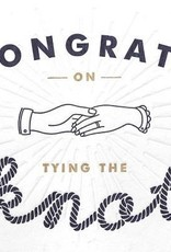 Good Paper Tying the Knot Card