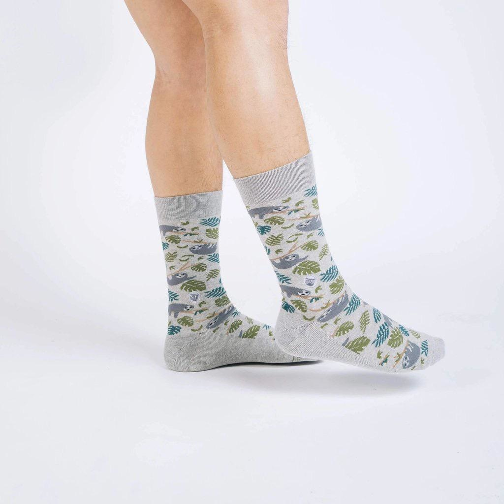 Conscious Step Socks that Protect Sloths - Small