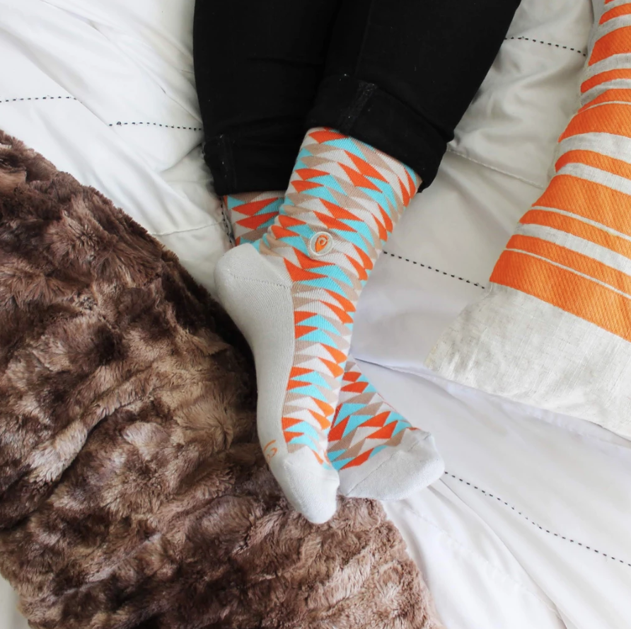 Conscious Step Socks that Stop Violence Against Women - Small