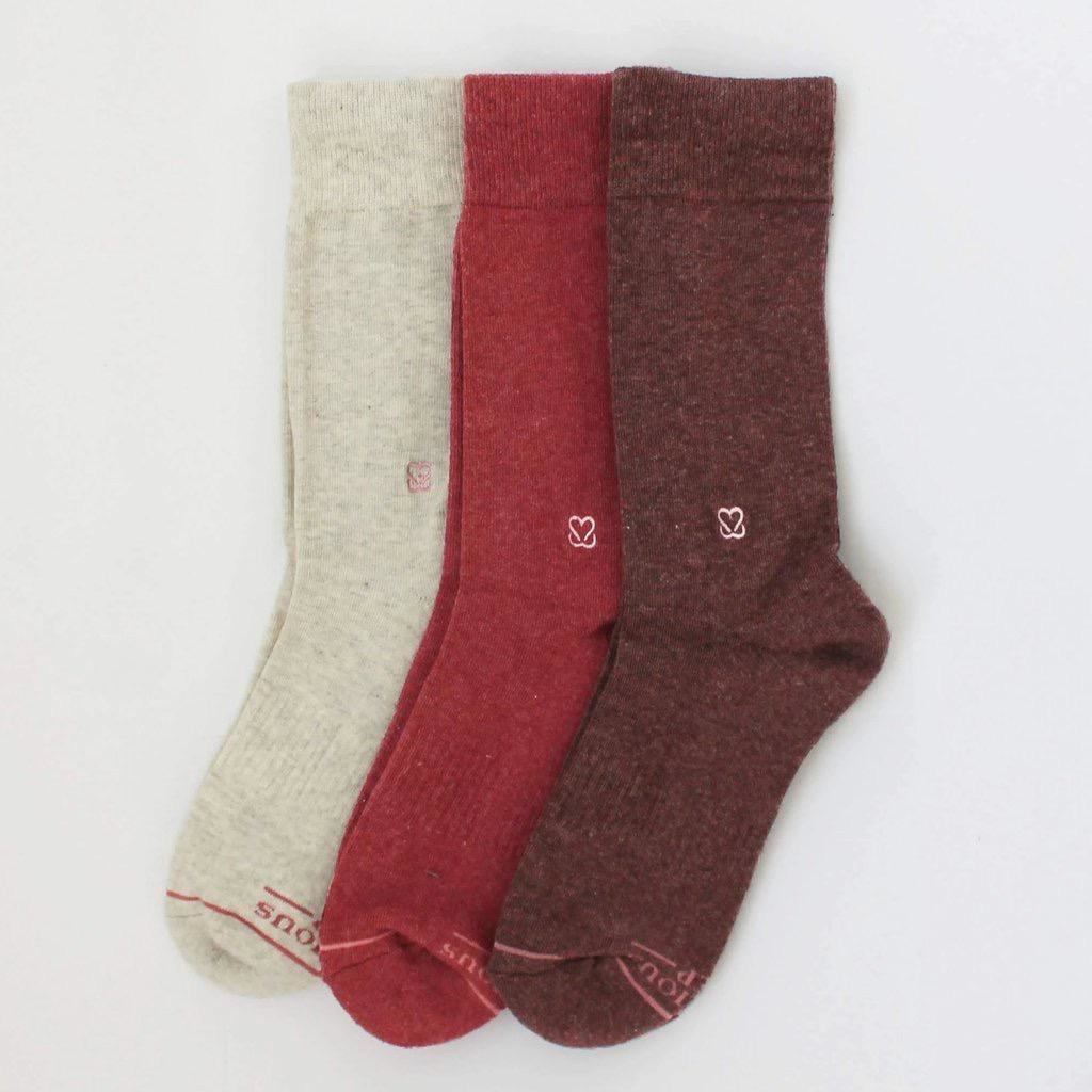 Conscious Step Socks that Prevent Breast Cancer - Small