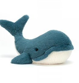Jelly Cat Wally Whale - Small
