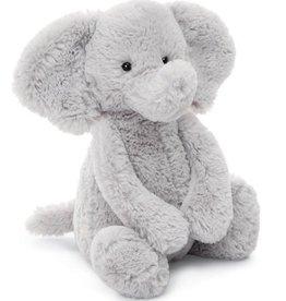 Jelly Cat Bashful Silver Elephant - Medium
