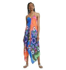 Desigual Roseau Flowy Dress
