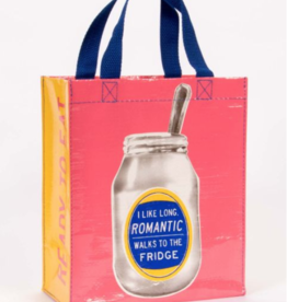 Blue Q Romantic Walks Handy Tote