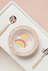Ore Suction Bowl - Rainbows & Sunshine