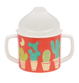 Ore Sippy Cup - Happy Cactus