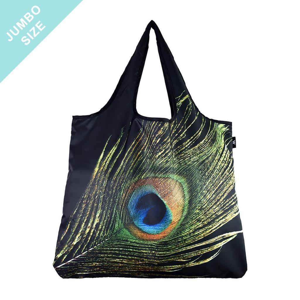 YaY YaY Jumbo Bag, Peacock