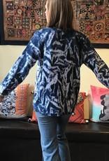 Avalin Tie Dye V-Neck Sweater