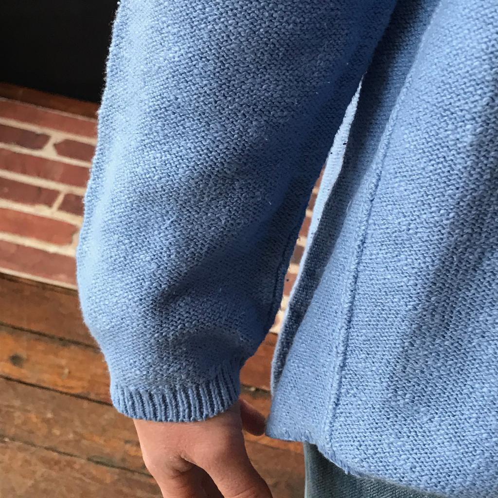 Avalin Front Seam Crew Neck Sweater