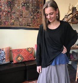 Cut Loose Oversize L/S Knit Shirt