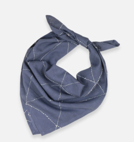 Anchal Project Organic Cotton Graph Bandana