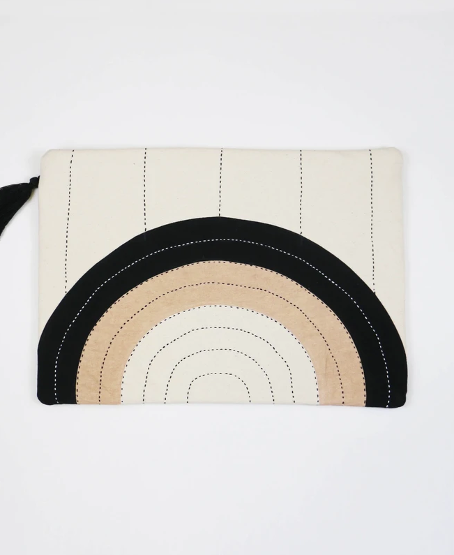 Anchal Project Eclipse Oversized Pouch Clutch