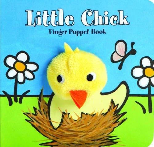 Hachette Little Chick Finger Puppet Book