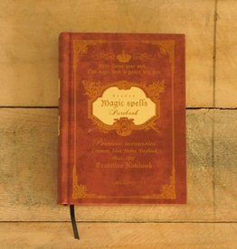 Time Concept Baroque B5 Notebook, Magic Spells