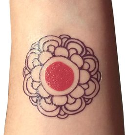 Tattly Maria Luisa Signature Tattoo