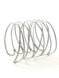 Mata Traders Wind and Water Bracelet - Silver