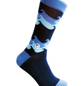 Conscious Step Socks For Ocean Protection, Waves