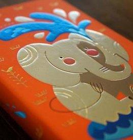 Hartley & Marks Baby Elephant Mini Lined Notebook