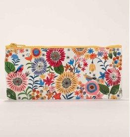 Blue Q Flower Field Pencil Case
