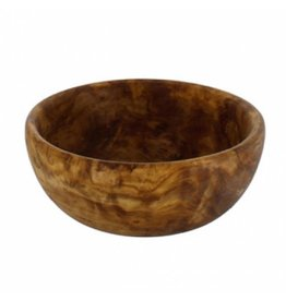 Natural Olive Natural Olivewood Snack / Catch All Bowl