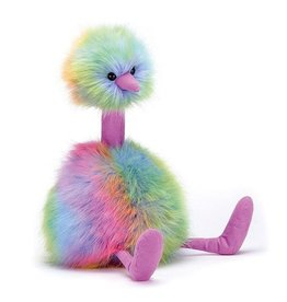 """Jelly Cat Pom Pom Rainbow 13"""""""
