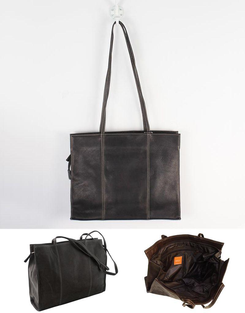 Latico Leathers Urban Tote, Leather