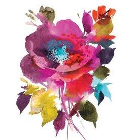 Tattly Festive Floral Tattoo
