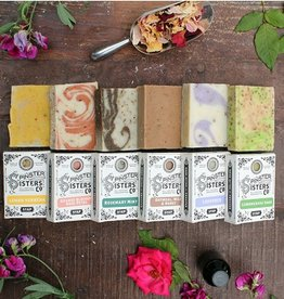 Spinster Sisters Bath Soap Bar