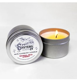 Spinster Sisters Soy Lotion Candle
