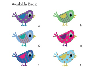 Lou & Dejlig Cotton Birdie Knot cap