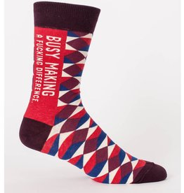 Blue Q Making a Difference Men's Socks