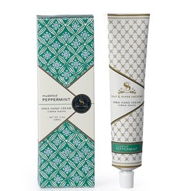 Soap & Paper Factory Muddled Peppermint Petite Hand Cream 1oz 30ml