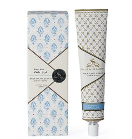 Soap & Paper Factory Block Party Bourbon Vanilla Hand Cream 2.3oz 68g