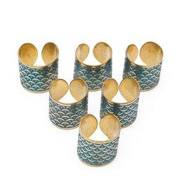 Matr Boomie Art Deco Scallop Ring