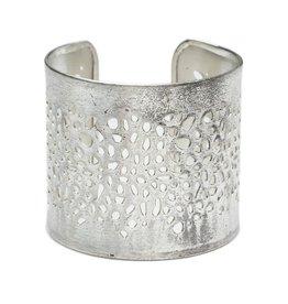 Matr Boomie Viti Cuff - Silver