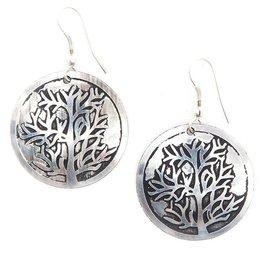 Matr Boomie Tree of Life Earrings