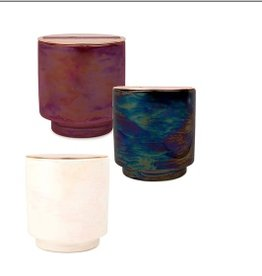 Paddywax Glow 5oz. Iridescent Ceramic w/ Copper Lid